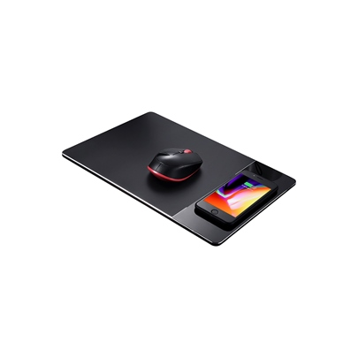 Motospeed P91 Wireless Charger Mouse Pad Full Aluminum Alloy