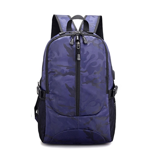 Casual Canvas Men's Backpack