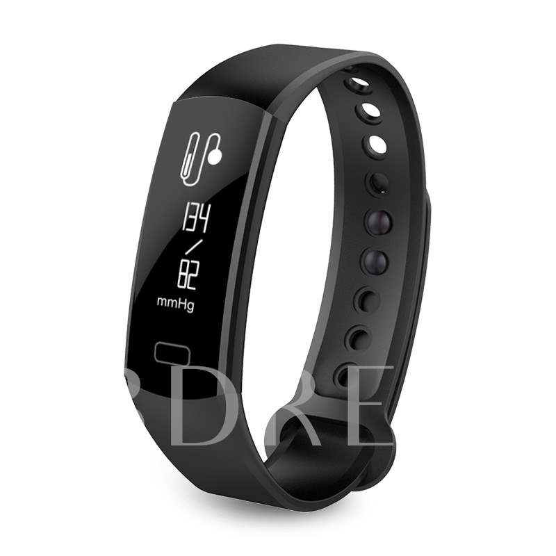 C07 Smart Sports Bracelet Heart Rate Sleep Caller Information Display