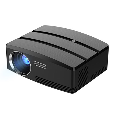 GP80UP Mini Smart LCD Projector WIFI Bluetooth 4K HD Projectors Support Android 6.01
