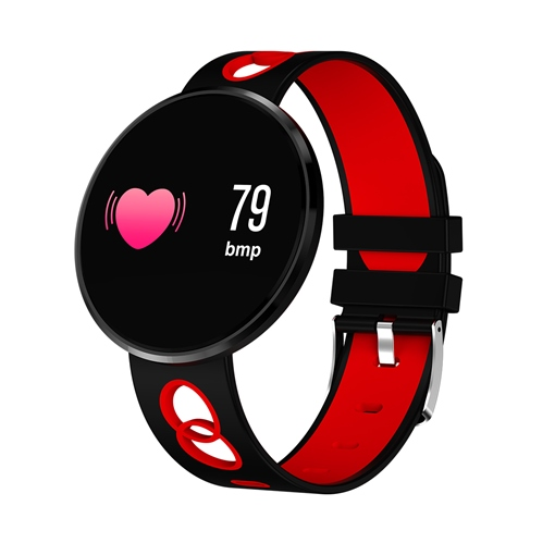 CF006H Color Smart Bracelet Heart Rate Blood Pressure Oxygen Sleep Bluetooth Sports Fashion Gift