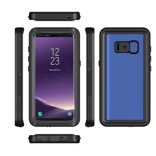 Samsung S8 Waterproof Phone Case GALAXY S8 Super Fall Protection Cover