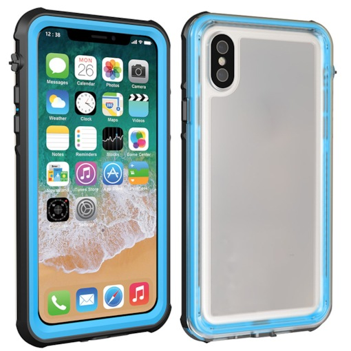 explosion modelle iphone x wasserdicht shell iphone x telefon shell wasserdicht schutzhülle ip 68 wasserdicht