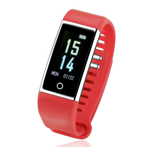M18 Smart Heart Rate Bracelet Depth Waterproof Detachable Table