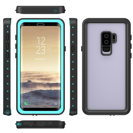 2018 Dot New Samsung S9 IP68 Waterproof Cover Four Anti-mobile Phone Protection