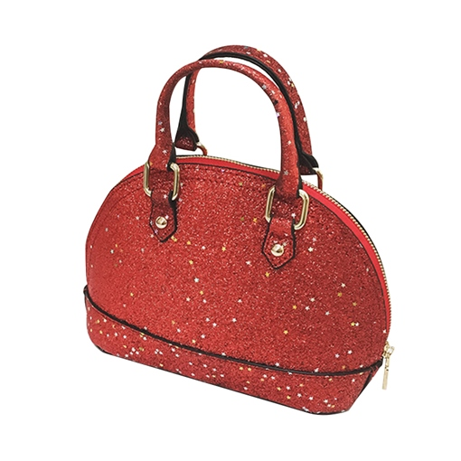 Shell Shape Sequins Women Handbag