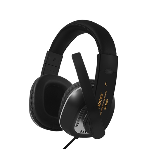 GS-M995 Desktop Computer Headset Bass with Game