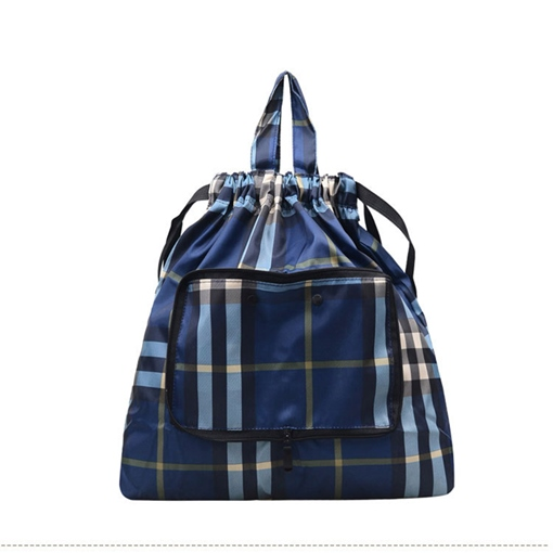 Casual Prints Oxford String Backpack