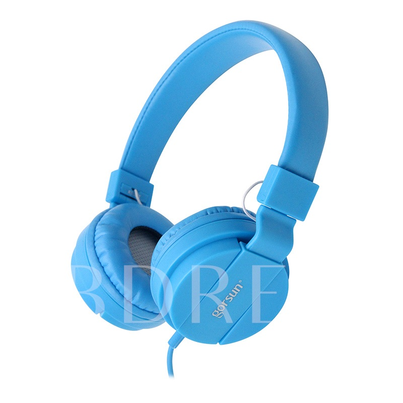 GS-778 Heavy Bass Noise Reduction Headphones Mobile Phone Headset