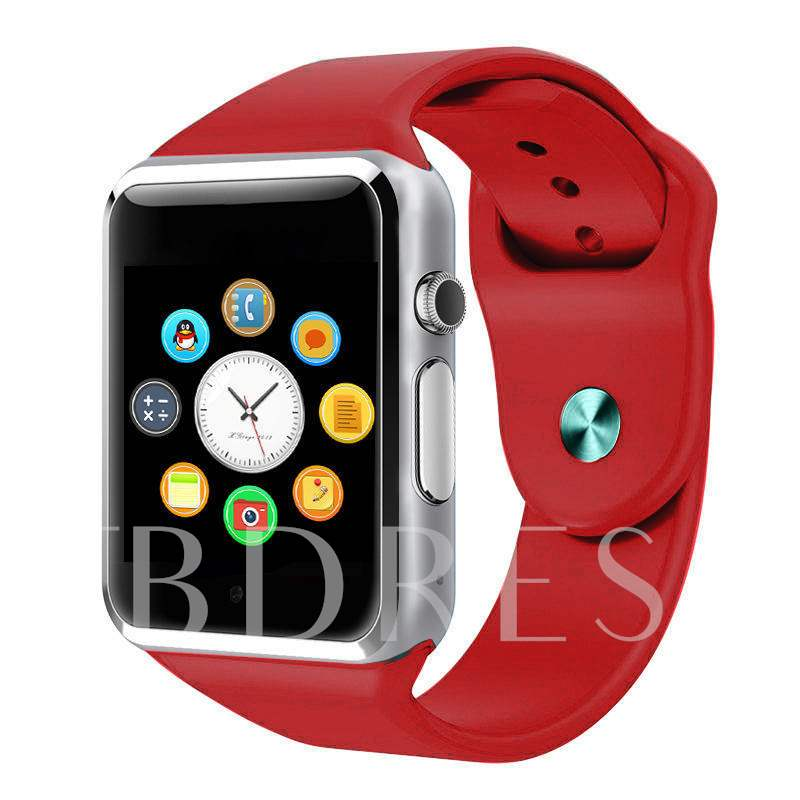 A1 Smart Watch Phone with Camera/SIM Slot for iPhone Android Phones Better Than Other