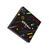 Colorful Edition RK3328 H96 TV-BOX Max H2C 4GB/32GB 2.4G/5G BT4.0 Android 7.1