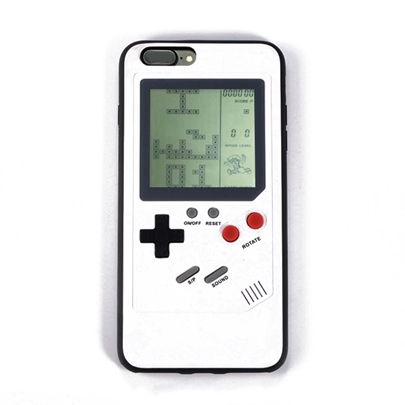 2018 Tetris Game Mobile Phone Shell Apple 8/x Game Shell 6/7plus Shell
