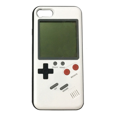 Creative Tetris Game Mobile Phone Shell for Apple iPhone 6/7/8s