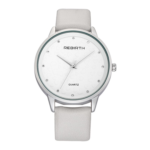 Artificial Leather Strap Diamante Watches