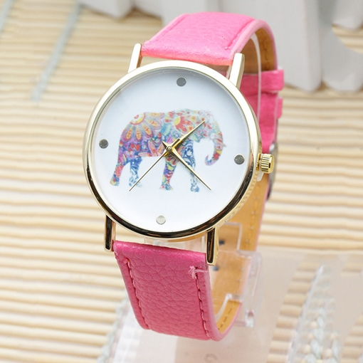 Elephant Design Casual Creative Watch