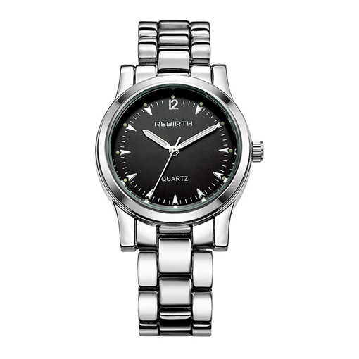 Steel Band Quartz Waterproof Watches