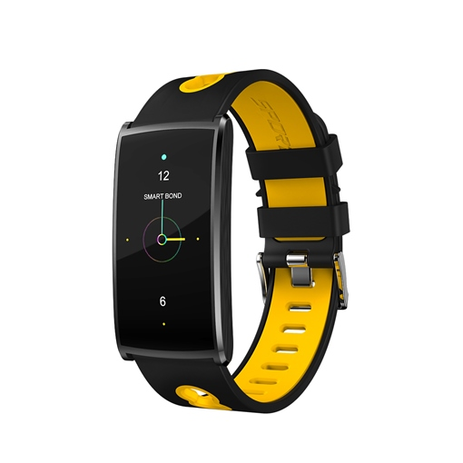 N68B Color Sports Step Waterproof Heart Rate Health Wear Fashion Smart Bracelet