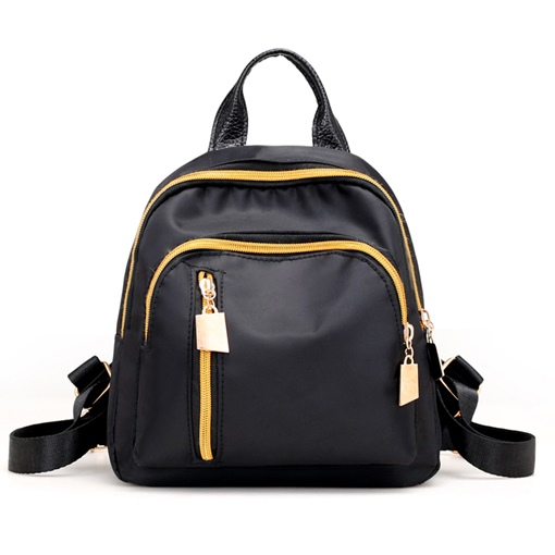 Casual Nylon Women Backpack