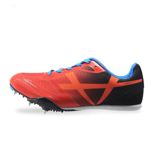 Lace Up Outdoor Track Shoes for Men