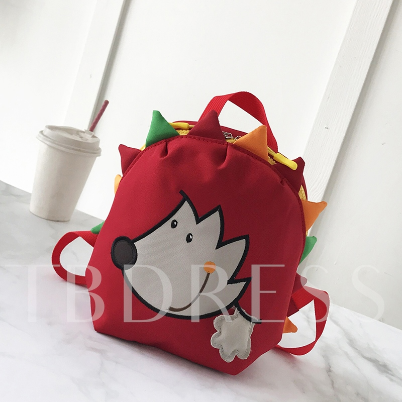 Lovely Cartoon Prints Children Bag