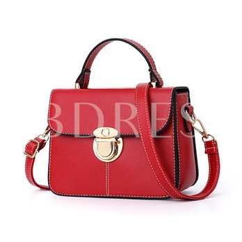 Colorful Polyester Women Tote Bag