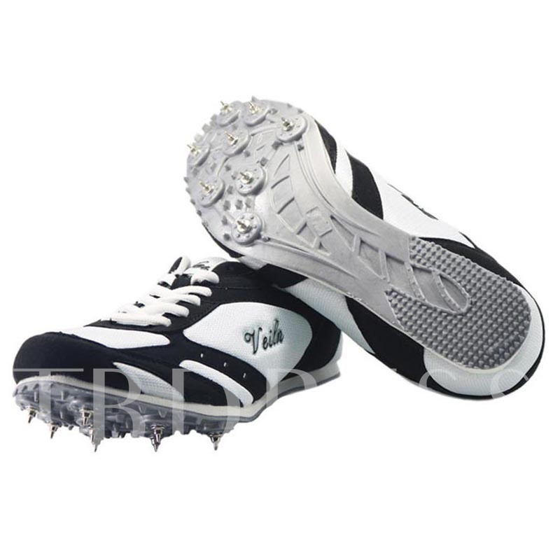 Unisex Track Shoes Tie Up Outdoor Shoes