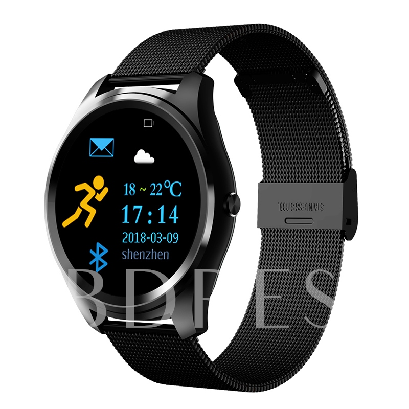 X8 Bluetooth Smart Watch Heart Rate Monitor