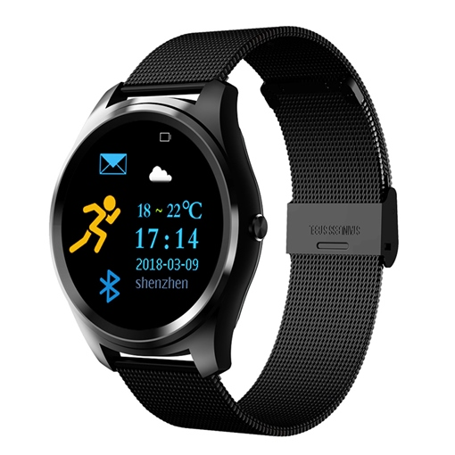 X8 Bluetooth Smart Watch Heart Rate Monitor Sports Step Counter and Call Phone