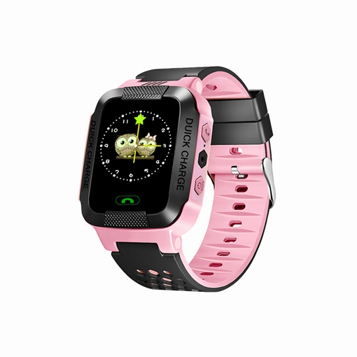 Y21 Children's Smart Watch Touch Screen Anti-lost SOS Locator Tracker