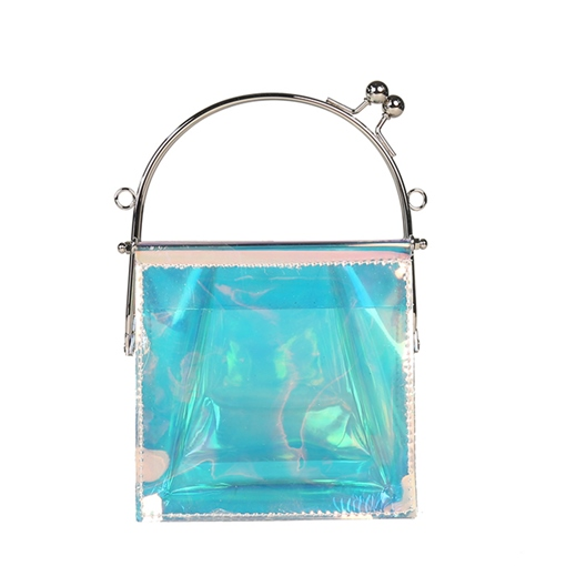 Summer Transparent Women Cross Body bag