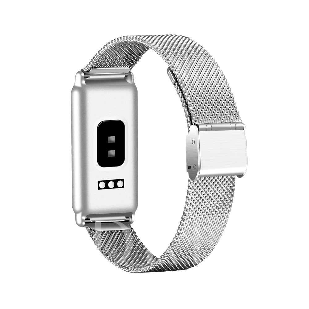 2018 New Y8 Color Full Metal Waterproof Bluetooth Smart Sports Bracelet Support Step Heart Rate High Blood Pressure