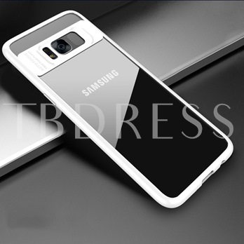 New Transparent Samsung s9 Shatter-resistant Protective Shell