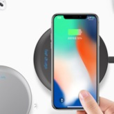 New UFO Wireless charger for Apple Samsung S9 smartphone