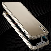 New Apple iPhone X/8 Mobile Shell Mobile Metal Frame Shell