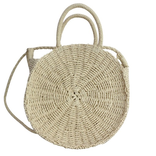 Summer Grass Small Knitted Bag