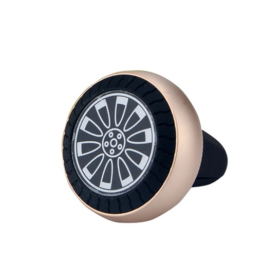 New Car Outlet Creative Tire Magnetic Mobile Phone Holder