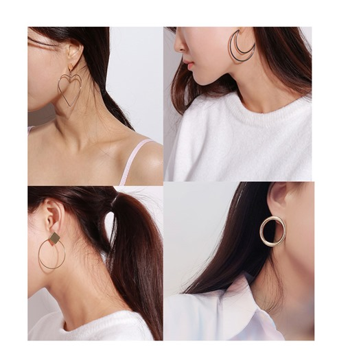 Prices Slashed Combination Earrings Sets