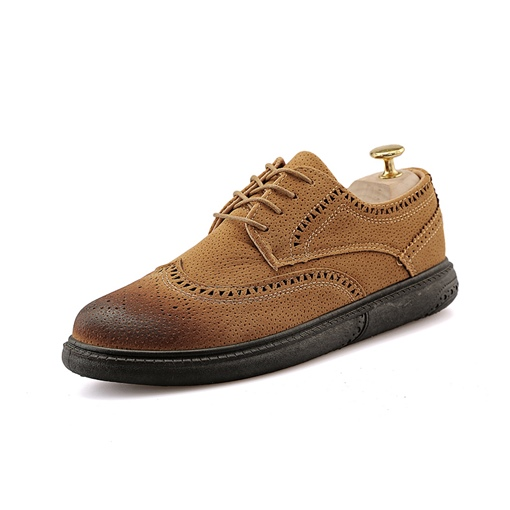 Brush Off Breathable Hollow Out Shoes for Men