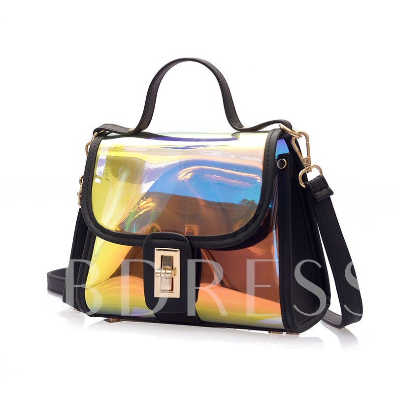 Occident Style Polyester Women Cross Body Bag