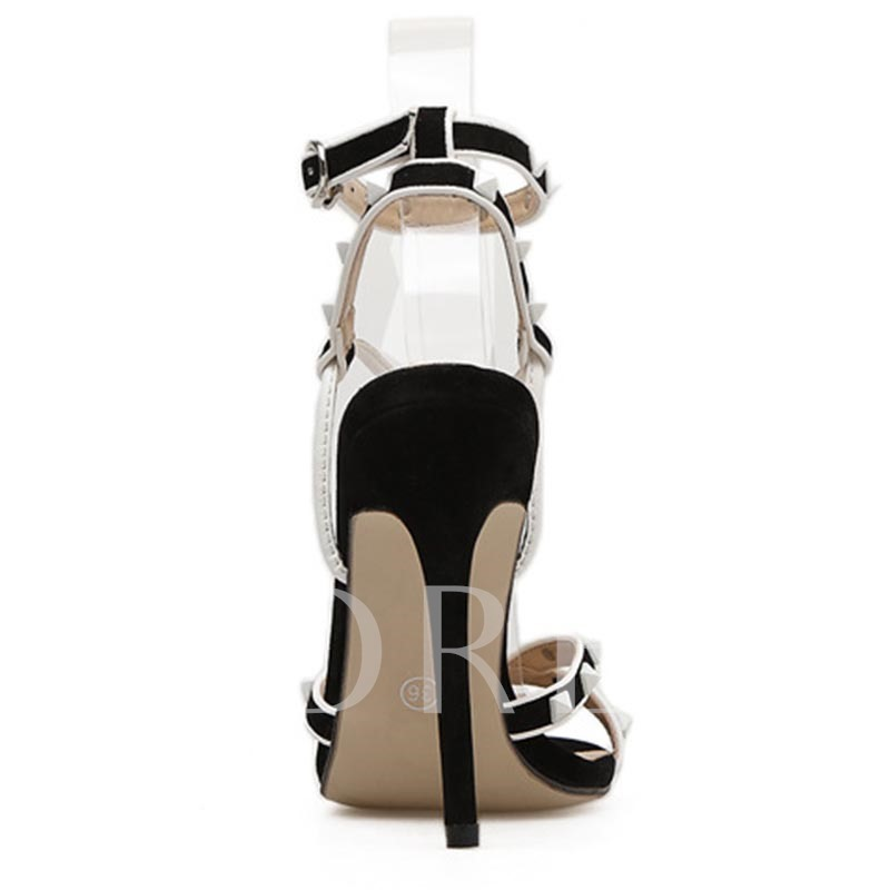 High Heels Women's Strappy Sandals