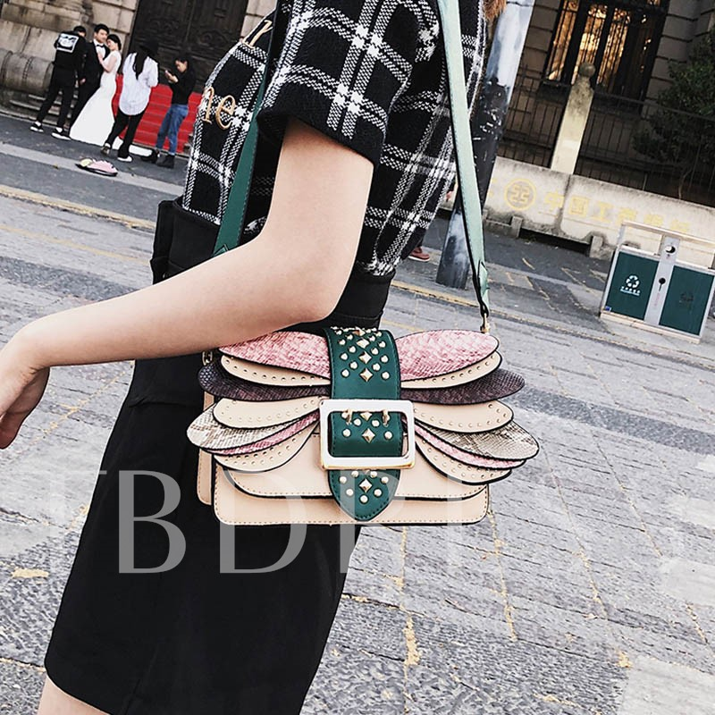 Modern Style Magnetic Small Women Tote Bag