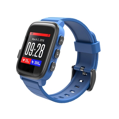 SMA-Q2 Sports Smart Watch Real-time Heart Rate 30 Meters Depth Waterproof