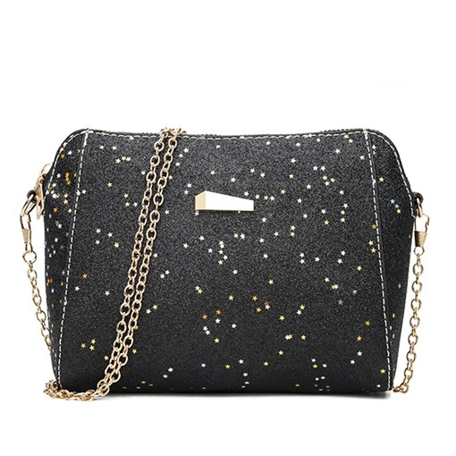 Dazzling Star Chain Women Crossbody Bag