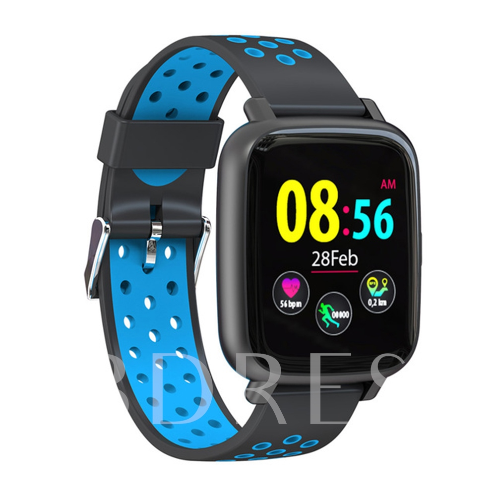 SN12 Bluetooth Smart Watch Waterproof Fashion Large Color Screen