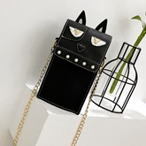 Particular Animal Chain Cross Body Bag