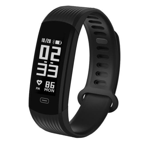 Zeblaze Smart Bracelet Heart Rate Monitor Long Battery Life and Fast Charging