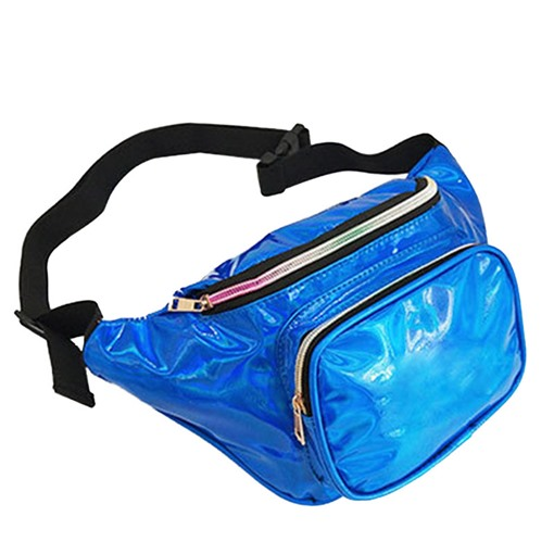 PVC Colorful Unisex Waist Bag