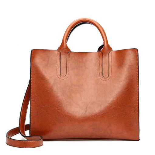 Occident Style Big Capacity Motorcycle Tote Bag