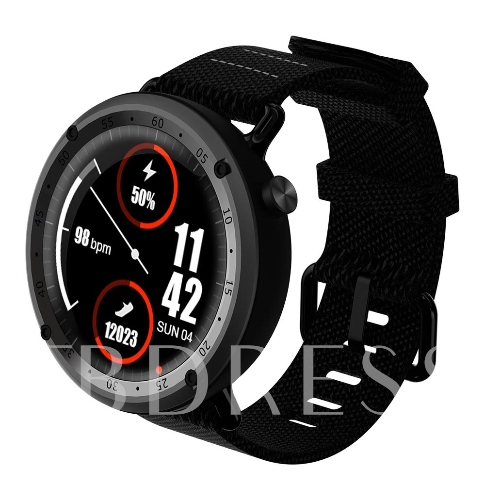 L19 Smart Watch IP67 Waterproof Alipay Blood