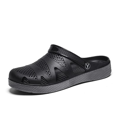 Hollow Out Slip On Beach Shoes for Men